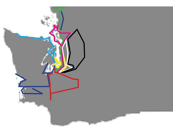 western washington routes